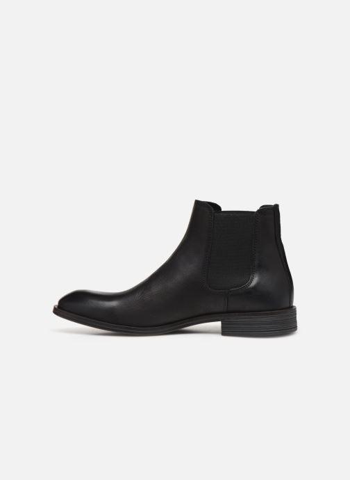 Bottines et boots Bianco BIABYRON LEATHER CHELSEA 56-71676 Noir vue face