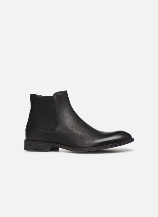 Bottines et boots Bianco BIABYRON LEATHER CHELSEA 56-71676 Noir vue derrière