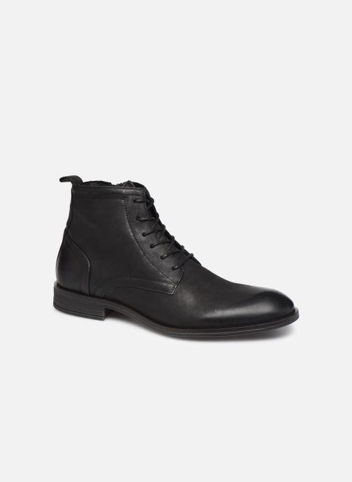 Bottines et boots Bianco BIABYRON LEATHER LACE UP BOOT 56-71692 Noir vue détail/paire