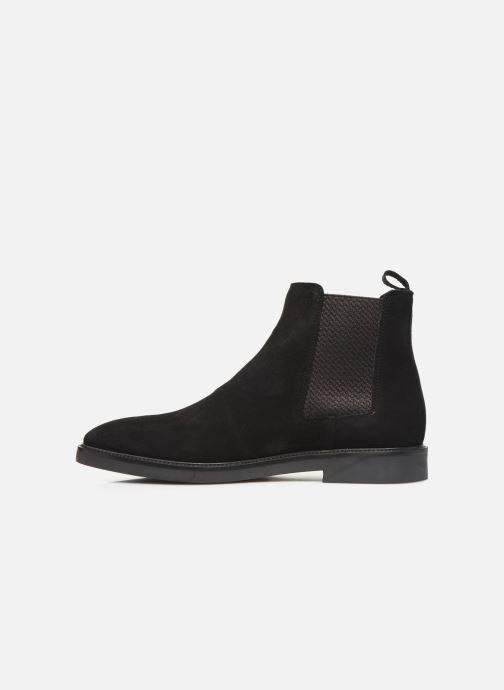 Bottines et boots Bianco BIACHAIN LEATHER CHELSEA 56-71751 Marron vue face