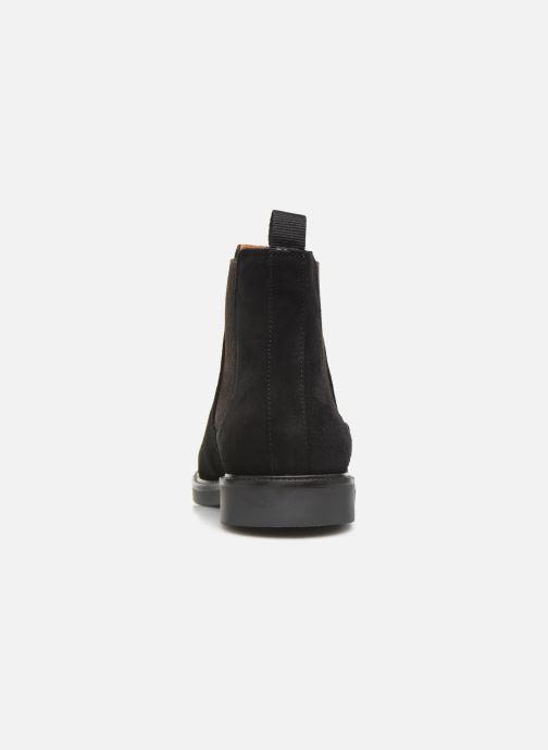 Bottines et boots Bianco BIACHAIN LEATHER CHELSEA 56-71751 Marron vue droite