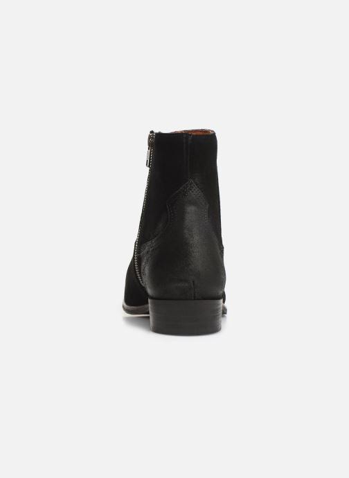 Bottines et boots Bianco BIABEACK SUEDE BOOT 56-71768 Noir vue droite