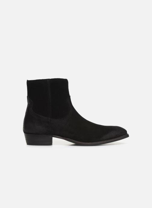 Bottines et boots Bianco BIABEACK SUEDE BOOT 56-71768 Noir vue derrière