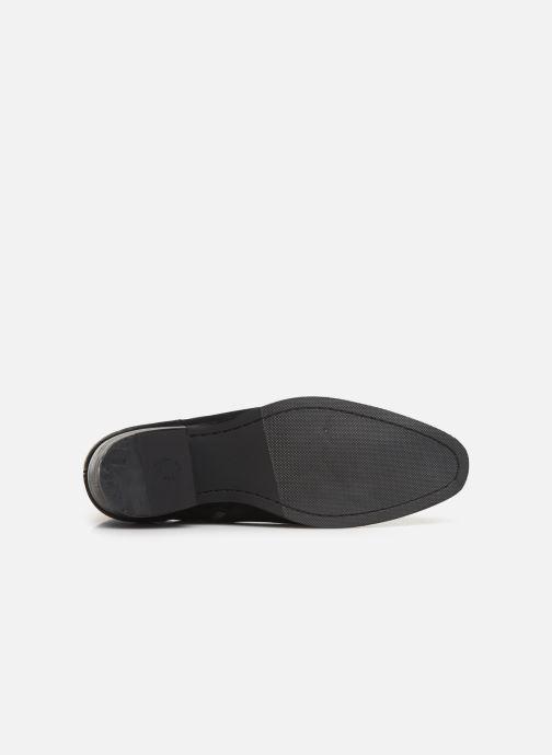 Bottines et boots Bianco BIABEACK SUEDE BOOT 56-71768 Noir vue haut