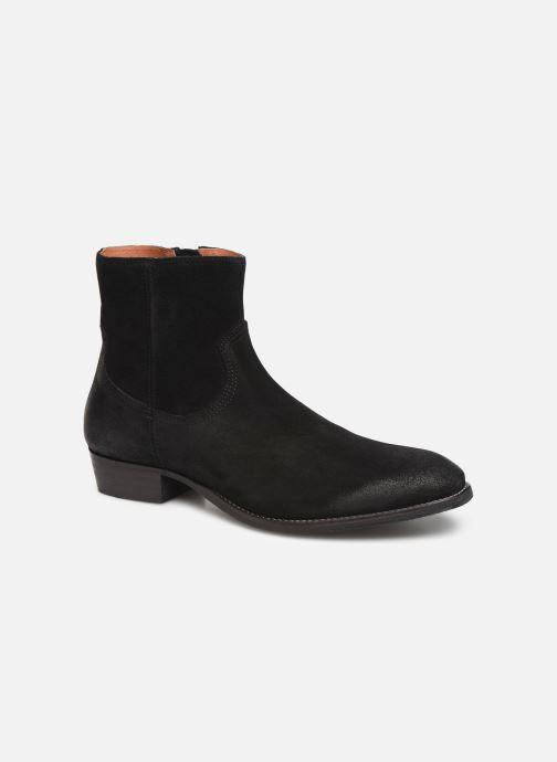 Bottines et boots Bianco BIABEACK SUEDE BOOT 56-71768 Noir vue détail/paire