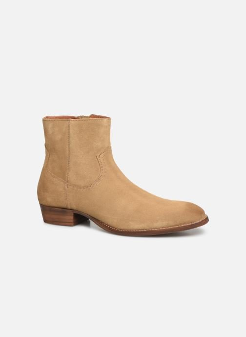 Ankle boots Bianco BIABEACK SUEDE BOOT 56-71768 Beige detailed view/ Pair view