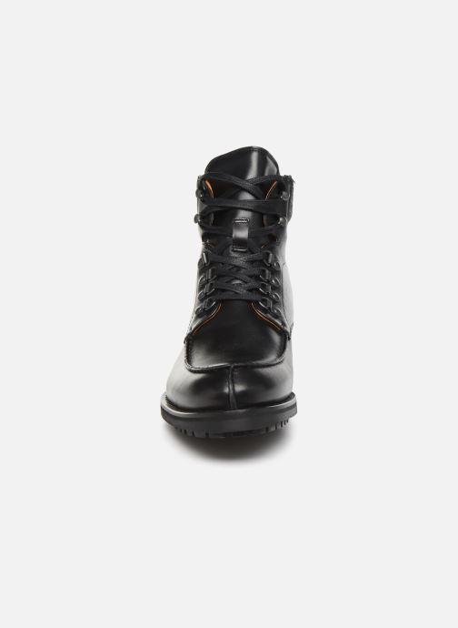 Bottines et boots Bianco BIACARNEY TWEED BOOT 56-71769 Noir vue portées chaussures