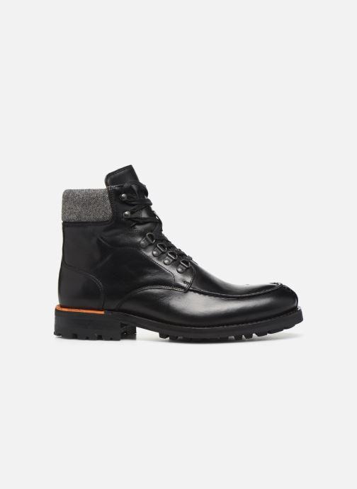 Bottines et boots Bianco BIACARNEY TWEED BOOT 56-71769 Noir vue derrière