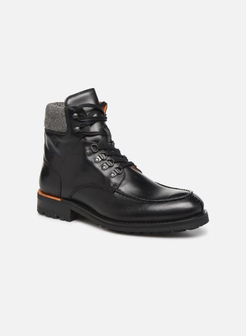 Bottines et boots Bianco BIACARNEY TWEED BOOT 56-71769 Noir vue détail/paire