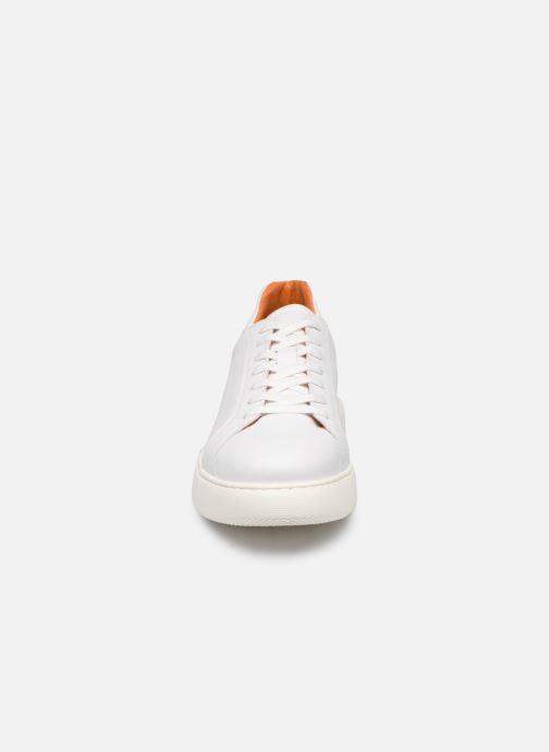 Baskets Bianco BIAKING CLEAN SNEAKER 64-71710 Blanc vue portées chaussures