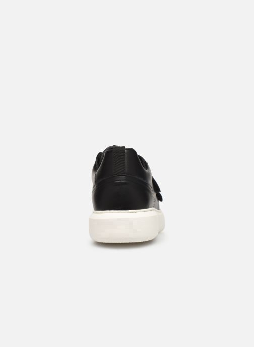 Trainers Bianco BIAKING TWIN STRAP SNEAKER 64-71744 Black view from the right