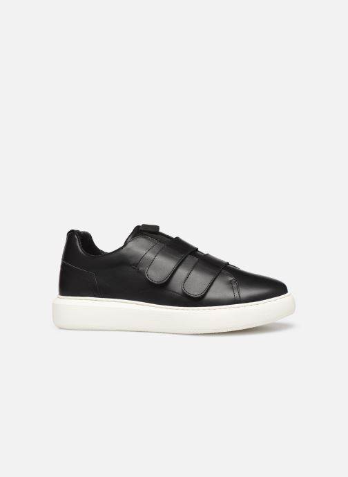 Trainers Bianco BIAKING TWIN STRAP SNEAKER 64-71744 Black back view