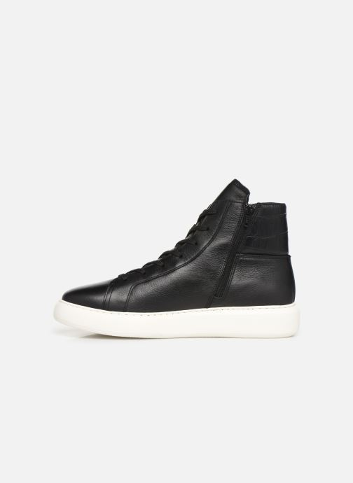 Trainers Bianco BIAKING HIGH TOP 64-71745 Black front view