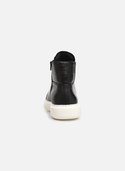 Trainers Bianco BIAKING HIGH TOP 64-71745 Black view from the right