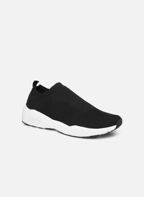 Trainers Bianco BIACAREW KNIT SNEAKER 64-71786 Black detailed view/ Pair view