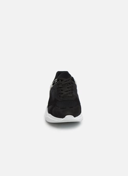 Baskets Bianco BIACALIX SNEAKER 64-71787 Noir vue portées chaussures