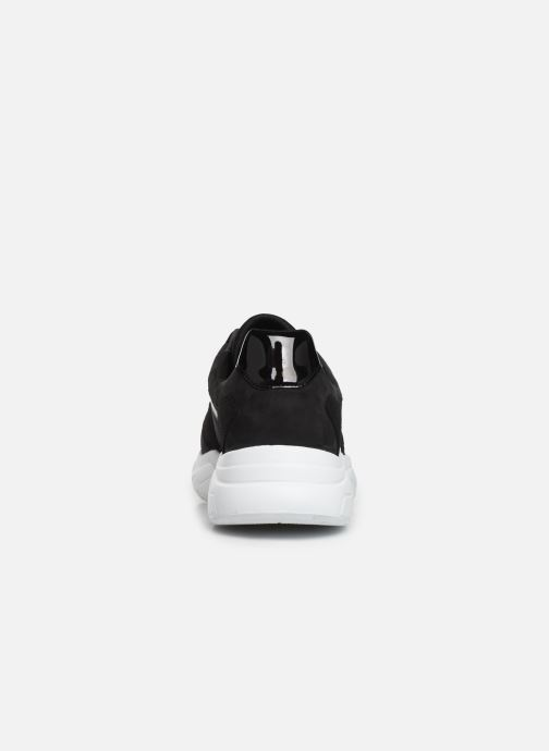 Trainers Bianco BIACALIX SNEAKER 64-71787 Black view from the right