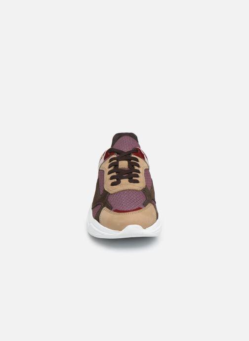 Baskets Bianco BIACALIX SNEAKER 64-71787 Multicolore vue portées chaussures