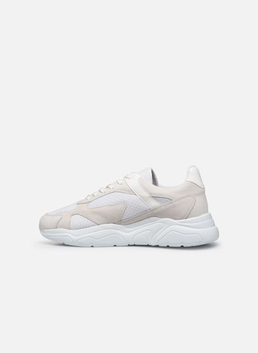 Trainers Bianco BIACALIX SNEAKER 64-71787 White front view