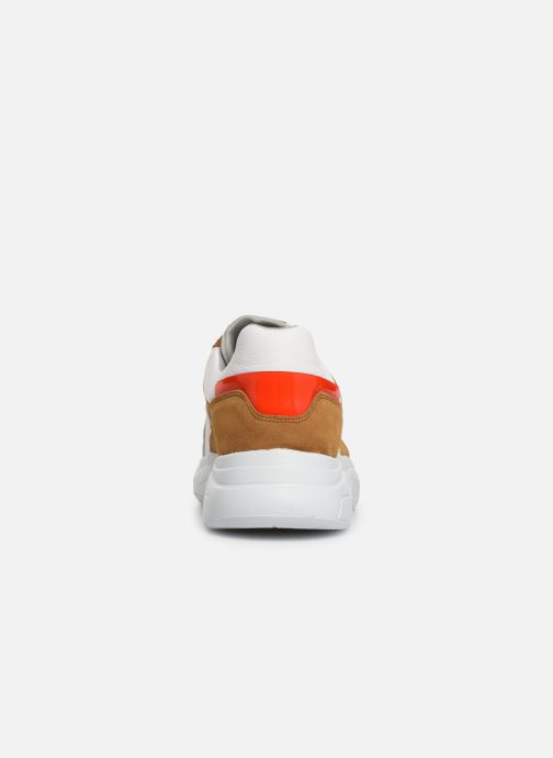 Trainers Bianco BIACALIX LEATHER SNEAKER 64-71792 Multicolor view from the right