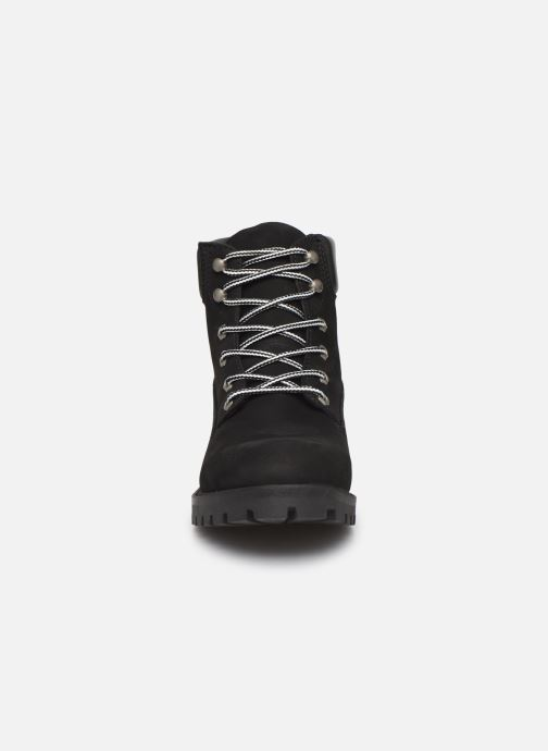 Ankle boots Bianco BIACHARLIE HIKING BOOT 56-71789 Black model view