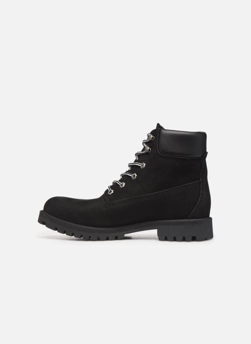 Ankle boots Bianco BIACHARLIE HIKING BOOT 56-71789 Black front view
