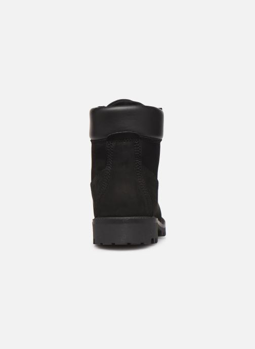 Ankle boots Bianco BIACHARLIE HIKING BOOT 56-71789 Black view from the right
