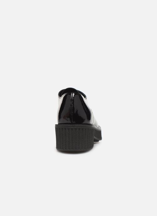 Chaussures à lacets Bianco BIACASS CHUNKY LACED UP DERBY 25-50281 Noir vue droite