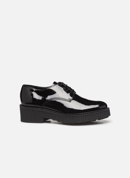 Chaussures à lacets Bianco BIACASS CHUNKY LACED UP DERBY 25-50281 Noir vue derrière