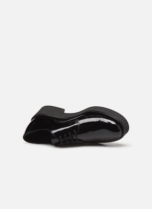 Chaussures à lacets Bianco BIACASS CHUNKY LACED UP DERBY 25-50281 Noir vue gauche