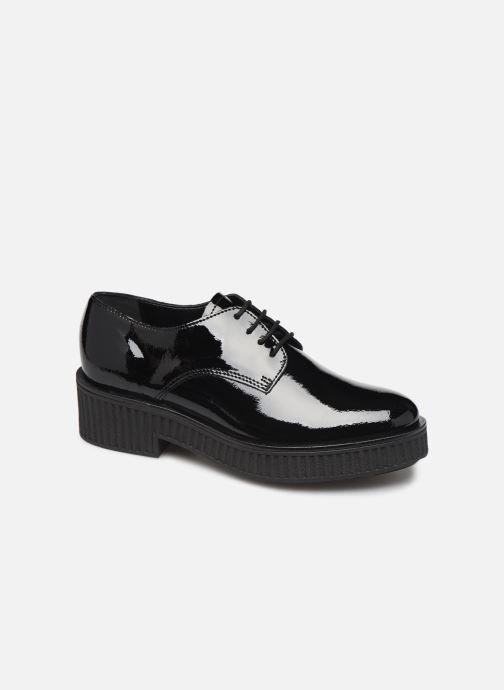Chaussures à lacets Bianco BIACASS CHUNKY LACED UP DERBY 25-50281 Noir vue détail/paire