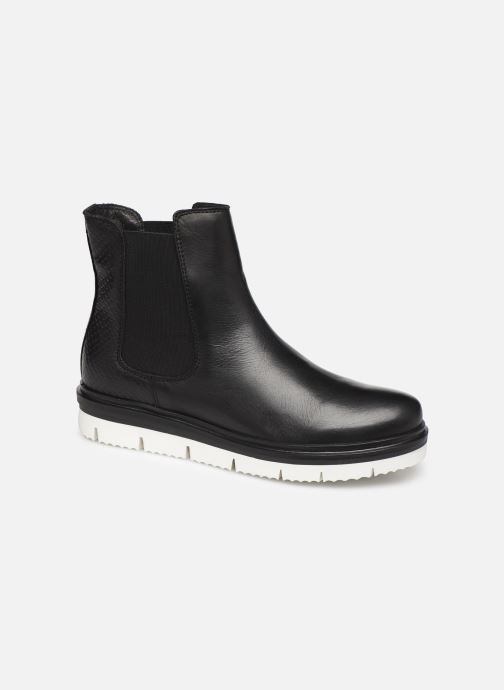 Ankle boots Bianco BIASTELLA CLEATED CHELSEA 26-49891 Black detailed view/ Pair view