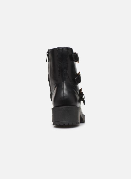 Boots en enkellaarsjes Bianco BIAPEARL BIKER BOOT 26-49917 Zwart rechts