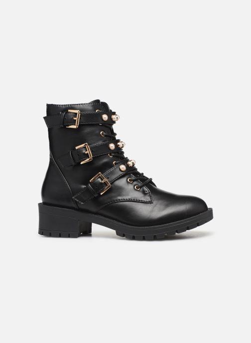 Boots en enkellaarsjes Bianco BIAPEARL BIKER BOOT 26-49917 Zwart achterkant