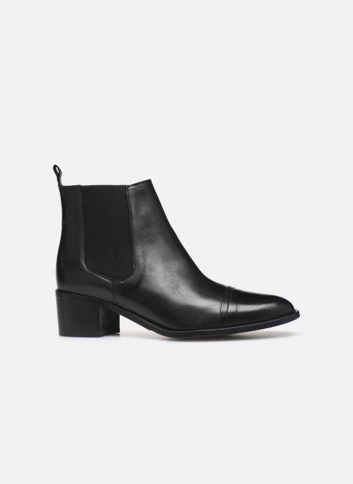 Boots en enkellaarsjes Bianco BIACAROL DRESS CHELSEA 26-50096 Zwart achterkant