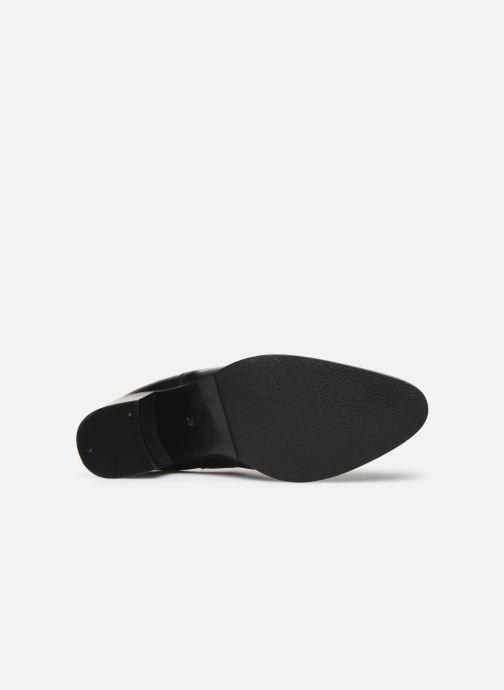 Boots en enkellaarsjes Bianco BIACAROL DRESS CHELSEA 26-50096 Zwart boven