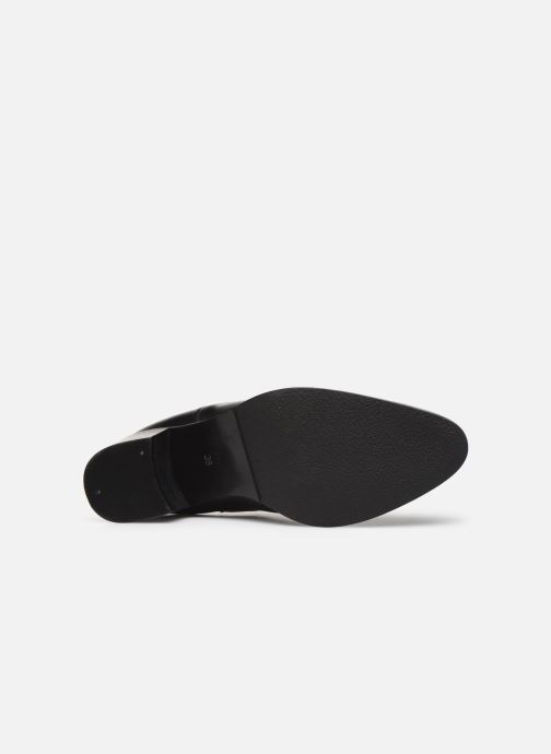 Bottines et boots Bianco BIACAROL DRESS CHELSEA 26-50096 Noir vue haut