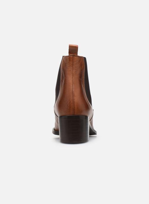 Bottines et boots Bianco BIACAROL DRESS CHELSEA 26-50096 Marron vue droite