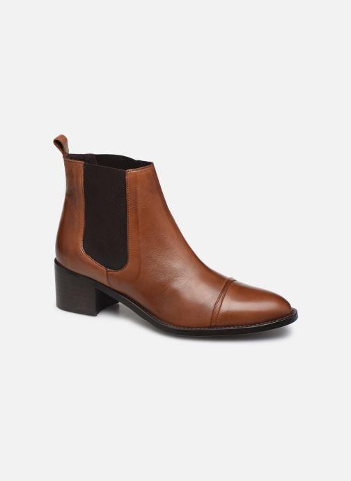 Bottines et boots Bianco BIACAROL DRESS CHELSEA 26-50096 Marron vue détail/paire