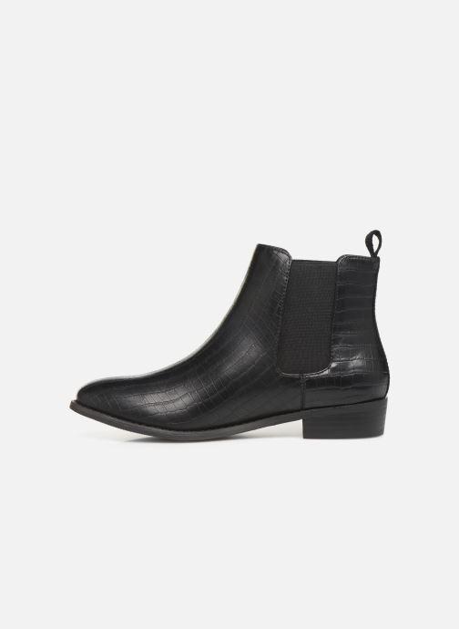 Boots en enkellaarsjes Bianco BIABELENE CLASSIC CHELSEA BOOT 26-50102 Zwart voorkant