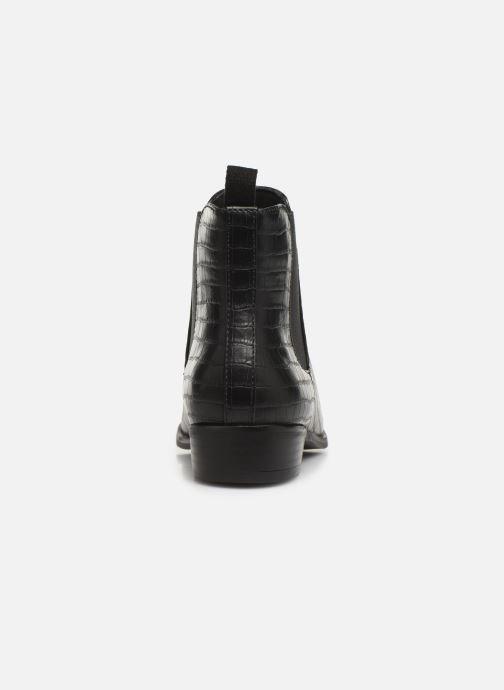Boots en enkellaarsjes Bianco BIABELENE CLASSIC CHELSEA BOOT 26-50102 Zwart rechts