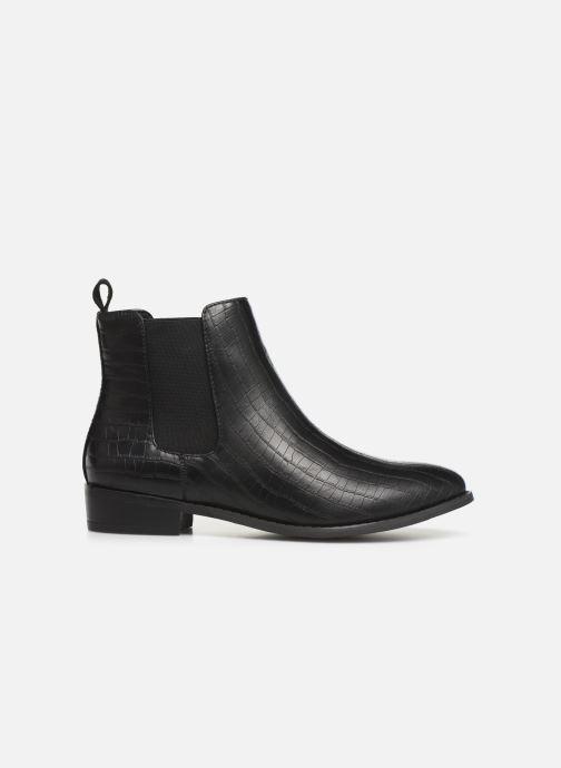 Boots en enkellaarsjes Bianco BIABELENE CLASSIC CHELSEA BOOT 26-50102 Zwart achterkant