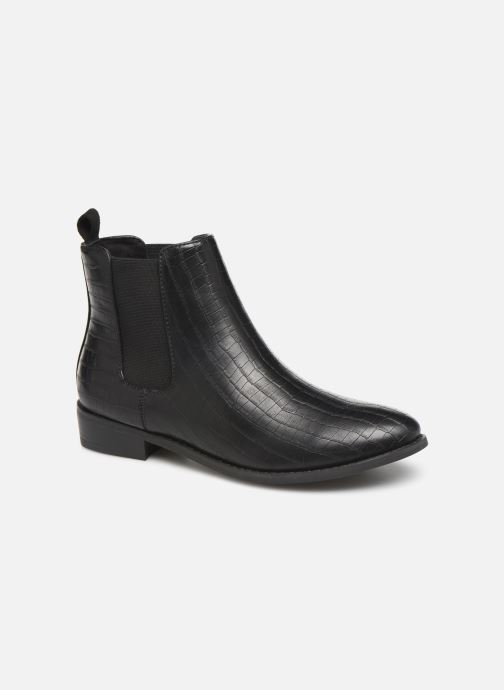 Boots en enkellaarsjes Bianco BIABELENE CLASSIC CHELSEA BOOT 26-50102 Zwart detail