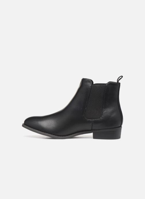 Bottines et boots Bianco BIABELENE CLASSIC CHELSEA BOOT 26-50102 Noir vue face