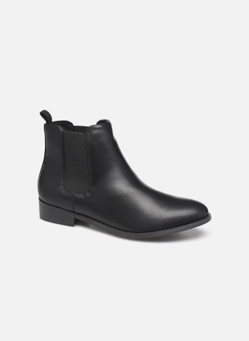 Ankle boots Bianco BIABELENE CLASSIC CHELSEA BOOT 26-50102 Black detailed view/ Pair view