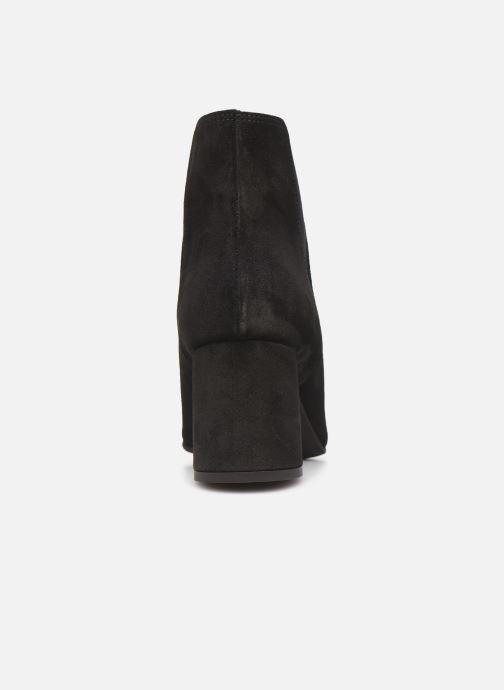 Bottines et boots Bianco BIACHERISE SUEDE BOOT 26-50207 Noir vue droite