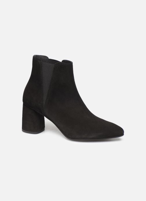 Bottines et boots Bianco BIACHERISE SUEDE BOOT 26-50207 Noir vue détail/paire