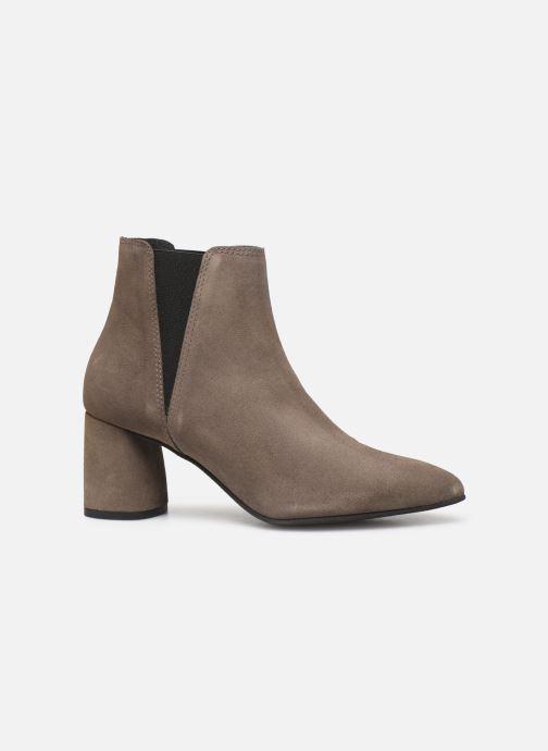 Bottines et boots Bianco BIACHERISE SUEDE BOOT 26-50207 Gris vue derrière