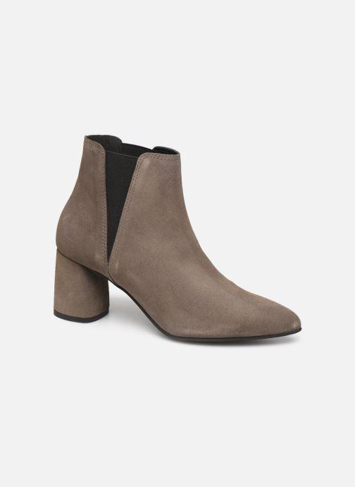 Bottines et boots Bianco BIACHERISE SUEDE BOOT 26-50207 Gris vue détail/paire