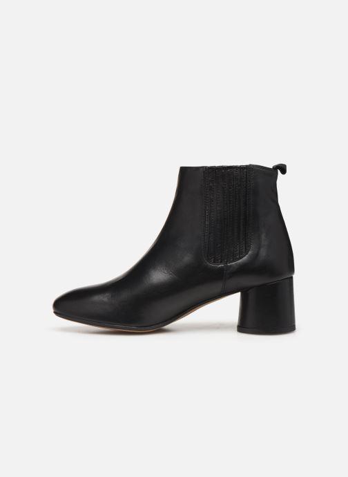 Boots en enkellaarsjes Bianco BIACALLIOPPE CHELSEA BOOT 26-50240 Zwart voorkant